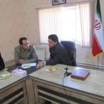 ارزیابی عملکرد شهرداری کوهبنان توسط هیئت کارشناسان دفتر امور شهری و شوراهای استانداری کرمان