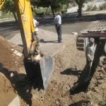 اجرای پروژه هدایت آبهای سطحی و سیلاب های شهری در شش ماهه دوم سال جاری