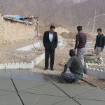 بازدید شهردار از روند عملیات ساخت بوستان امام صادق