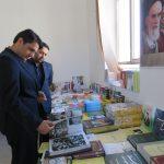 بازدید شهردار از نمایشگاه کتاب