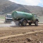 آغاز اجرای عملیات زیرسازی و آسفالت کوچه های منتهی به مسجدالرضا(محله مسجدالرضا)