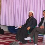 اولین جلسه ی کارگاه قالی بافی با حضور داوطلبین وکارجویان