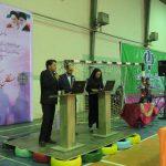 مصاحبه ی حضوری شهردار کوهبنان در جشن بزرگ خانواده ی شهرداری