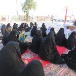 نشست عفاف وحجاب برگزار شد.