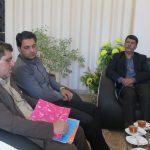 جلسه ی شورا ی شهر با محوریت احیا وبازسازی آرامستان قدیم برگزار شد.