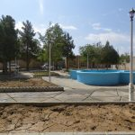 بازسازی پارک آزادگان از آغاز تا کنون به روایت تصویر