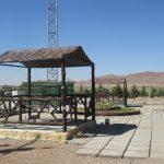بازید رئیس شورای اسلامی شهر و شهردار از روند ساخت بوستان شهرک امام رضا (ع)