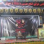 گزارش تصویری مراسم سوگواری سرور و سالار شهیدان حضرت اباعبدالله الحسین (ع)