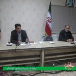 شهردار شهر کوهبنان: درچند ماه اخیر معادل ۵/ ۱برابر کل بودجه سالانه ی شهرداری صرف پروژه ها و کارهای عمرانی شده است