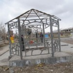 گزارش تصویری پروژه های انجام شده از شهریورماه ۱۳۹۳ تا کنون