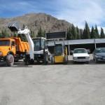 ناوگان خدمات شهری شهرداری کوهبنان با خرید پنج دستگاه ماشین الات تجهیز شد