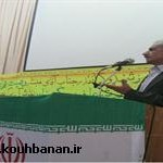 رئیس شورای شهر:شهرداری کوهبنان ۴۵۰ میلیون تومان بدهکاری دارد